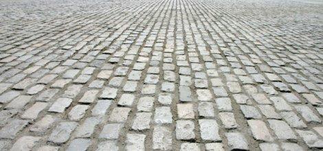 Ronde van Vlaanderen over Itegemse sjoemelkasseien